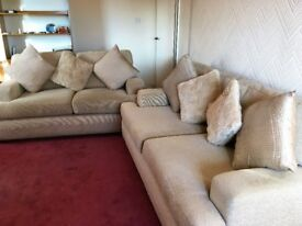 Sofas for sale in good condition