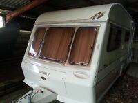 Abbey Piper 14.4L EX Caravan