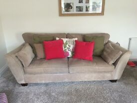 3 and 4 seater sofas -sterling furniture