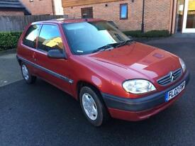 Citroen SAXO 1.1 petrol one year mot CAMBELT changed @ 65k fantastic conditions
