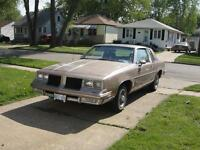 1984 cutlass supreme