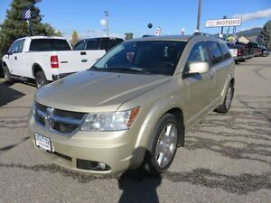 2010 Dodge Journey R/T-7 Passanger