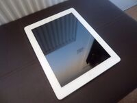 Apple iPad 4th Generation 16GB, Wi-Fi, 9.7in - White, Grade A