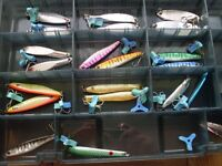 FISHING LURE COLLECTION