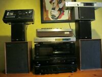 Hi-Fi Pioneer Tape Deck mixer, Yamaha,Sansui,Bosse,Celestion,Aiwa,Coomber 393 CH