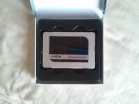 "Crucial MX300 1TB (1050GB) SSD 2.5"" 3D NAND"