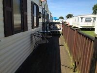 modern quality caravan for rent at Waterside Leisure Park, Ingoldmells. Skegness.
