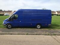 2006 transit jumbo van reliable van starts first time first to see will buy loads of mot
