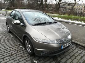 Honda civic 1.8 petrol grey