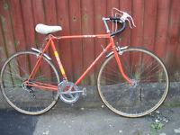 BSA Tour De France Bicycle (1970's) 10 Speed.