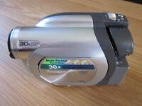 Panasonic DVD Video Camera