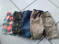 Boys bundle of shorts