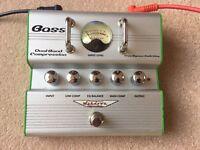 Ashdown dual band bass compressor