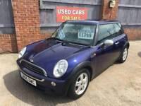 2005 Mini One 1.6 stunning starlight purple ....3 months warranty