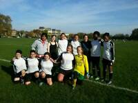Female Ladies Womens - 7 A Side FootBall on Saturday's - Improve fitness - start playing Good Soccer