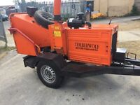 Chippers / Woodchippers for Sale Timberwolf Greenmech