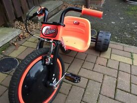Great kids outdoor fun bike .....