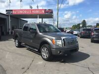 2012 Ford F-150 XLT MAGS CHROMER TOILE MARCHE PIED BAS KILO
