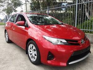 2013 Toyota Corolla CVT Auto 7 SP Hatchback #973 NEW YEAR SALE…. Condell Park Bankstown Area Preview