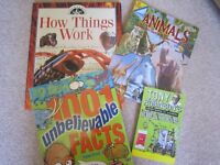 CHILDRENS BOOK BUNDLES - Science, Scooby Doo, Mr Majeika, Learn Drawing and more