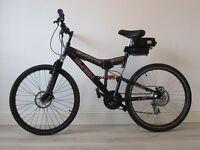 Electric bike.