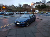 Avus Blue E39 M5 BMW, Previously Owned by BMW Specialist Mechanic, Full Service History *May Swap*