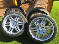 Brabus Alloy Wheels
