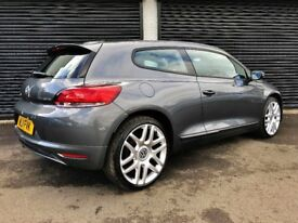 2011 VOLKSWAGEN SCIROCCO 2.0 TDI 140 BLUEMOTION TECH NOT GOLF LEON AUDI A3 A4 A5 JETTA PASSAT BMW