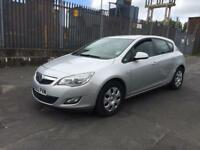 Vauxhall Astra 1.7 cdti £30 tax year damaged