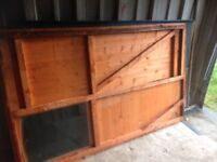 Garden shed £50