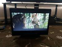 Alba,16inch LCD tv without remote hdmi port