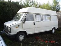Talbot Express Camper Van Conversion