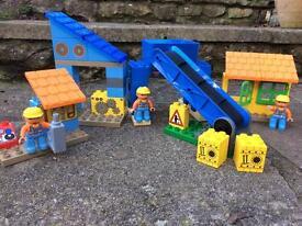 Lego Duplo Bob the Builder set