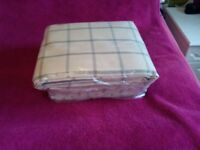 Brand New - Bed Throws / Bedspreads / Blankets - 2 SINGLE SIZE