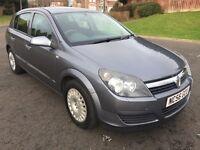 Vauxhall Astra 1.6 2007. Full Service History. Full MOT.