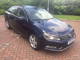 2011 VW PASSAT 2.0 TDI BLUE-MOTION TECH S