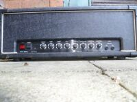 Amplifiers for sale.