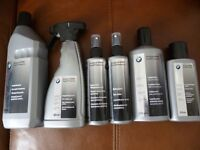 Genuine BMW car care clean and protect kit new and unused