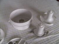 Vintage Kenwood Chef attachments-unused
