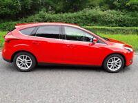 2015 Ford Focus 1.6 TDCI Zetec 115