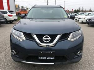 2015 Nissan Rogue SV AWD FAMILY TECH PKG
