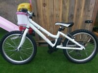 Girls Ridgeback Cherry bike suit 6/9 yr olds - great condition