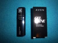 New Nude Avon Gel Shine Nail Enamel & True Colour Lipstick IP1