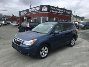2014 Subaru Forester Touring