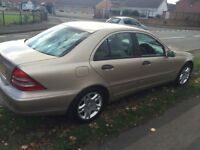 Clean C Class for Sale
