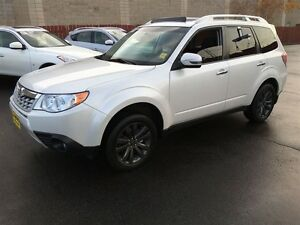 2013 Subaru Forester X Convenience, Automatic, Panoramic Sunroof