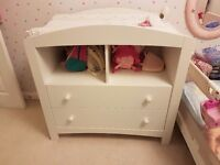Mothercare Padstow changing unit.