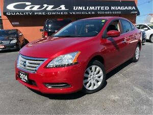 2014 Nissan Sentra 1.8 S | 1 OWNER | NO ACCIDENTS ...