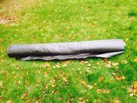 Driveway weedproof membrane