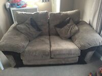 Sofas for Sale - three and two seater